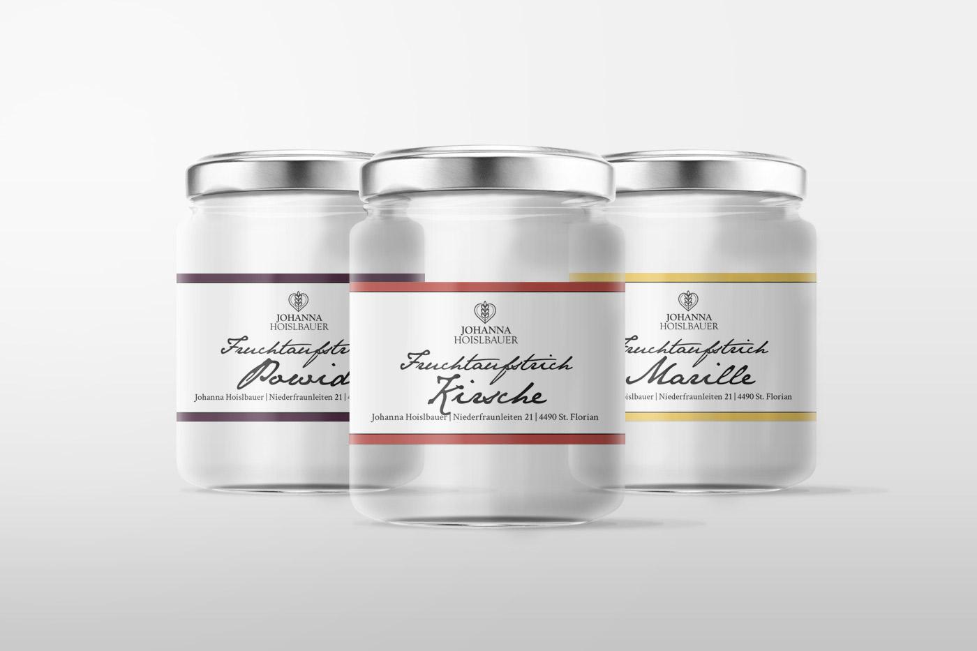 johanna hoislbauer branding