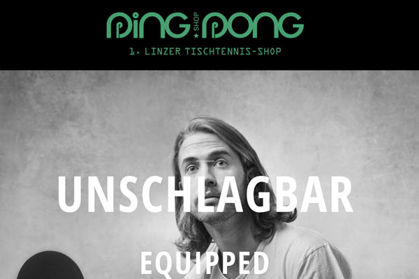 Ping Pong Shop