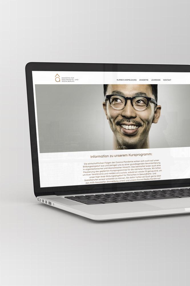 Sozialakademie Web