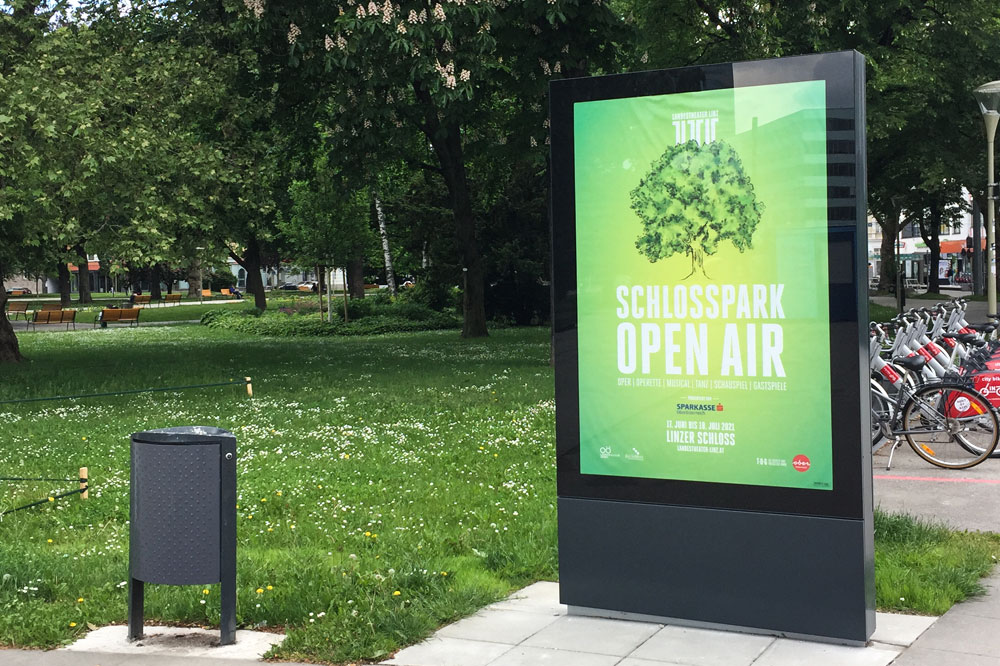 Schlosspark Open Air